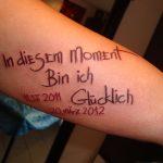tattoo-schrift