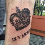 krone-tattoo